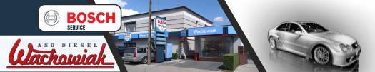 Logo firmy reklamującej się w gazecie internetowej iOstrowWlkp.pl