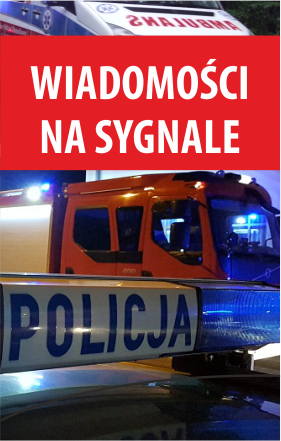 Informacje z pierwszej ręki z policji i straży pożarnej w Gostyniu.