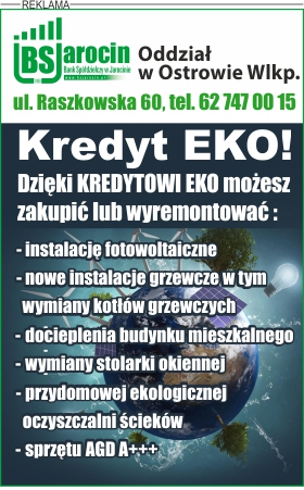 Bank Spółdzielczy w Jarocinie - Oddział w Ostrowie Wielkopolskim
