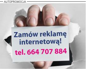 Reklama w Gazecie Internetowej iOstrowWlkp.pl