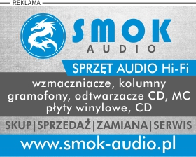 Reklama SMOK AUDIO